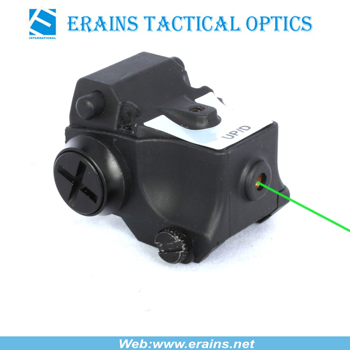 Mini Lightweighted Pistol Green Laser Sight (FDA certified)