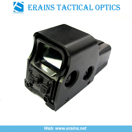 Aluminum Alloy Tactical Mini 551 Type Red and Green DOT Holographic Sight (551)