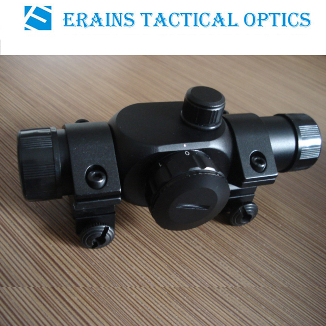 Compact Red DOT Sight for Real Firearm Aiming