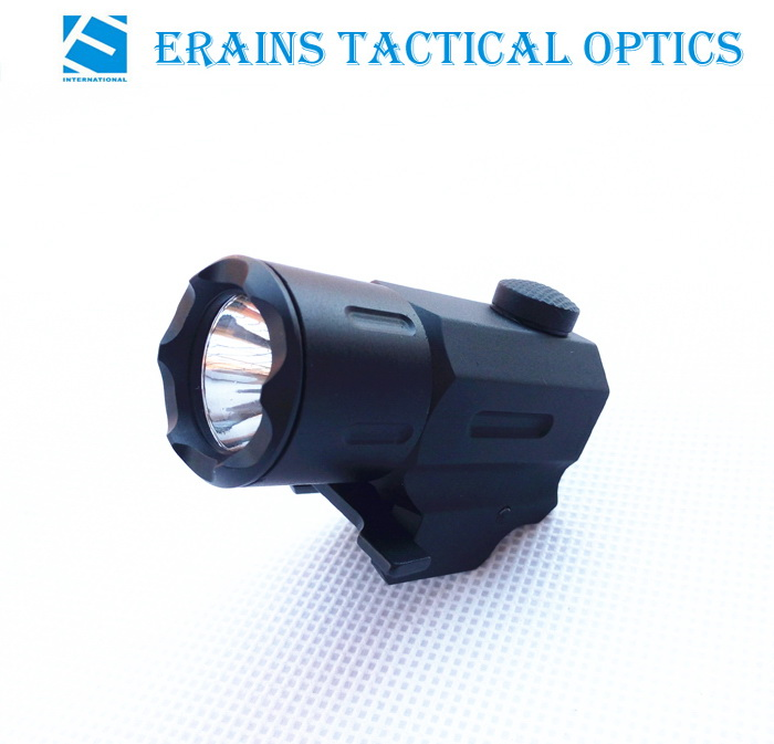 Erains TAC Optics Compact Strobe Q3 100 Lumens Pistol LED Flashlight Tactical LED light